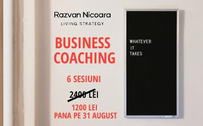 Business Coaching (6 sesiuni)